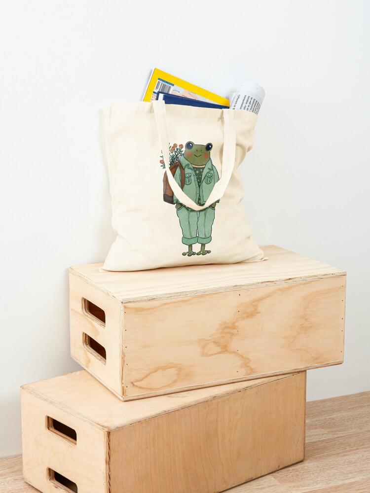 Alternate view of Mr. Frog - Casual  Tote Bag