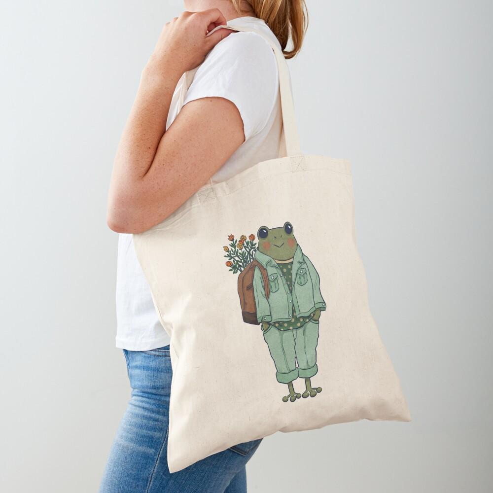 Mr. Frog - Casual  Tote Bag