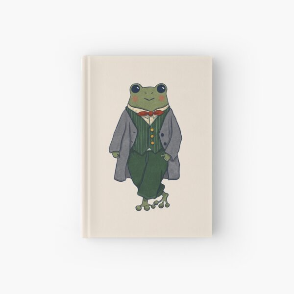 Mr. Frog - Dapper Carnet cartonné
