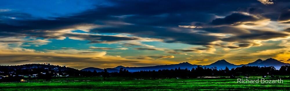 Sunset #208 by Richard Bozarth