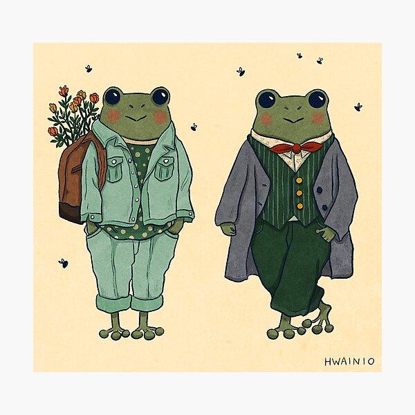 Mr. Frog Photographic Print