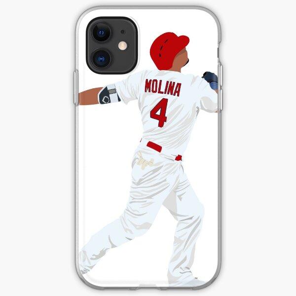 Yadier Molina iPhone Soft Case