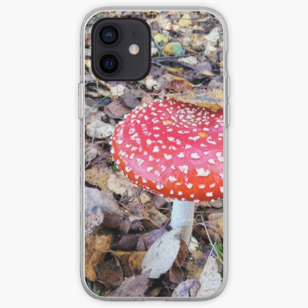 Magic Toadstool iPhone Soft Case
