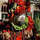Carnevale di Venezia X by Louise Fahy