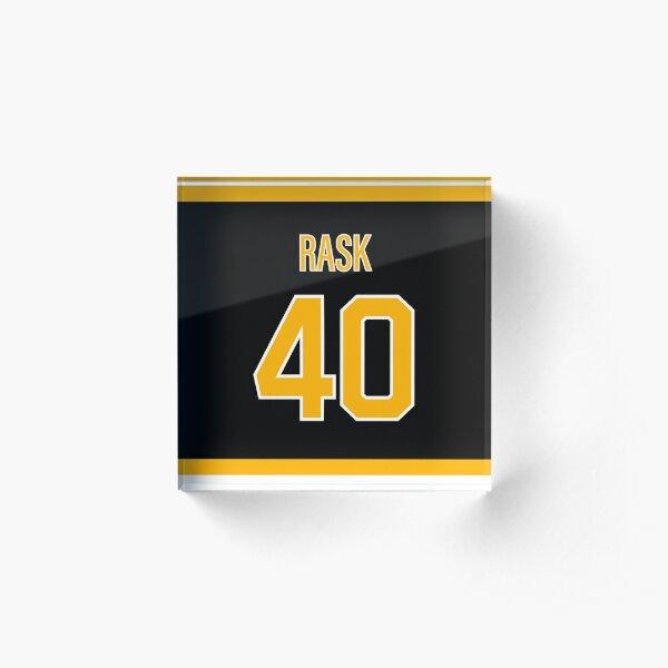 Tuukka Rask Jersey Acrylic Block