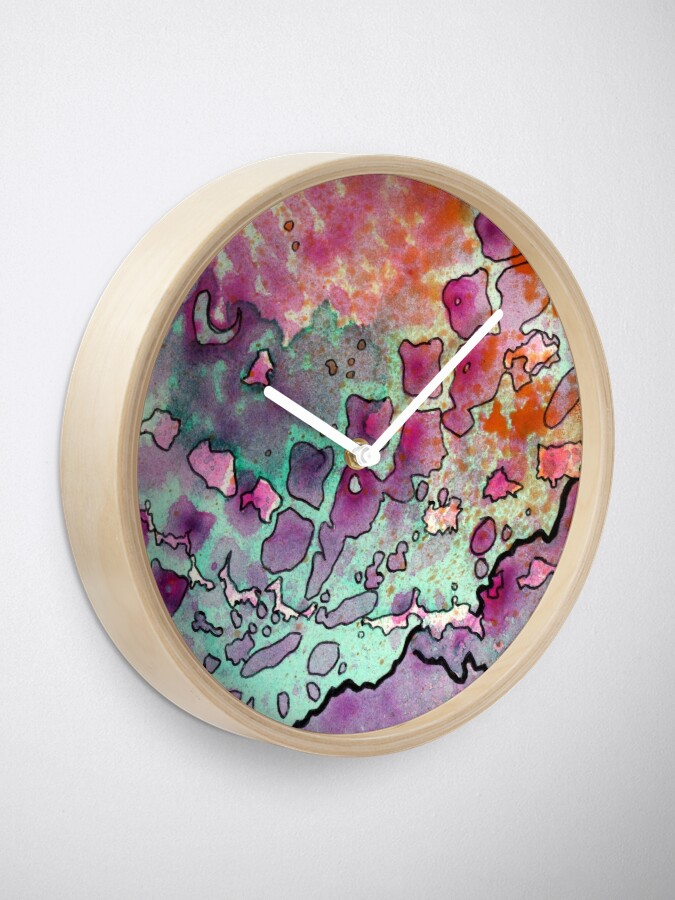 Alternate view of 15, Inset A Clock