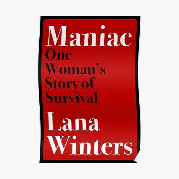 Lana Bananas Buch Poster