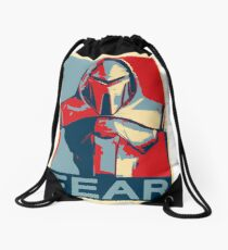 Vote for Cylon Drawstring Bag