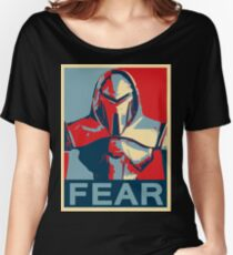 Vote for Cylon Women's Relaxed Fit T-Shirt