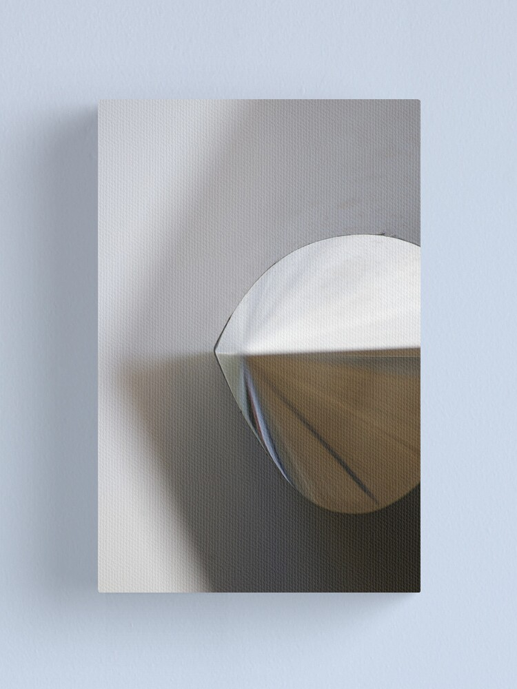 Alternate view of Solve This Puzzle: What Is This Mystery Object? Canvas Print