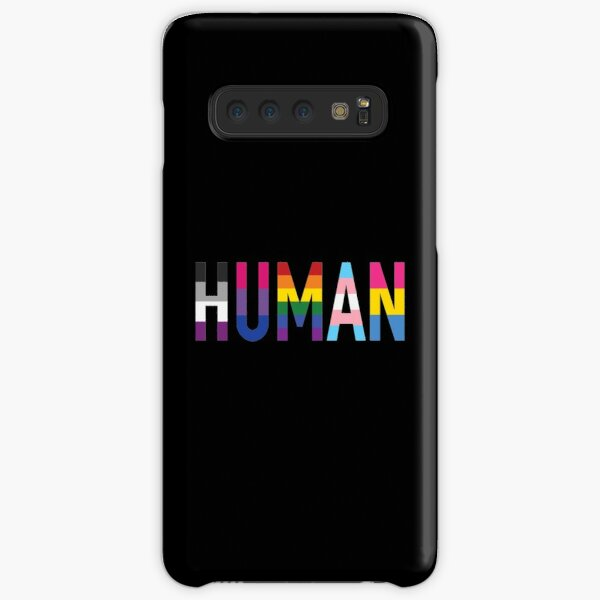Human, Various Queer Flags 1 Samsung Galaxy Snap Case