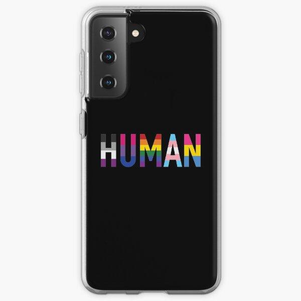 Human, Various Queer Flags 1 Samsung Galaxy Soft Case
