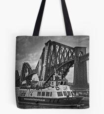 Forth bridge Tote Bag