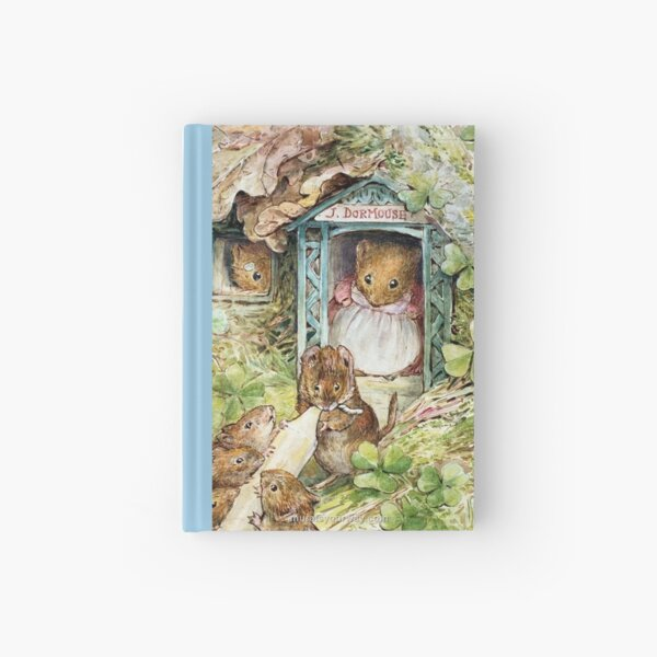 The Tale of Ginger and Pickles - Beatrix Potter Hardcover Journal