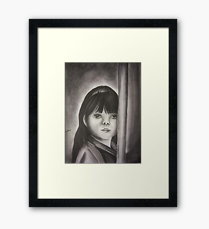 All I See Framed Print
