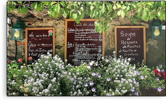 What's for lunch, Ramatuelle France by Eros Fiacconi (Sooboy)