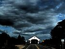 Smith Bridge Storm by Wayne King