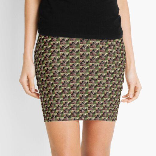 Code Red Mini Skirt