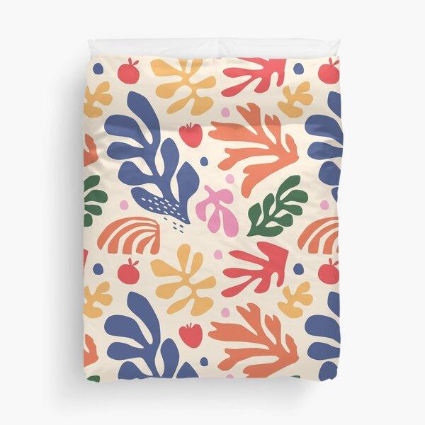 Matisse Flowers Art Duvet Cover