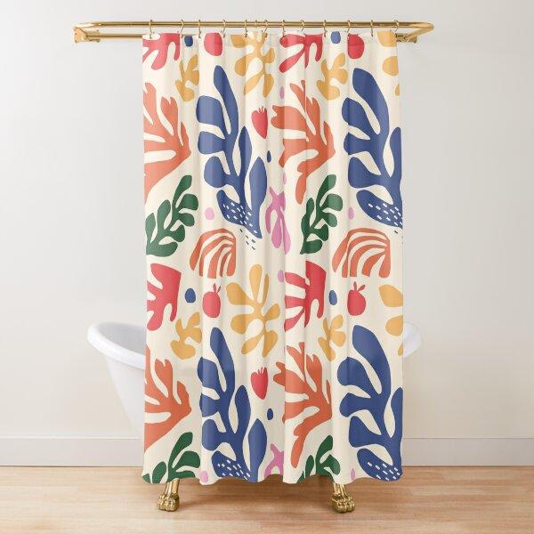 Matisse Flowers Art Shower Curtain