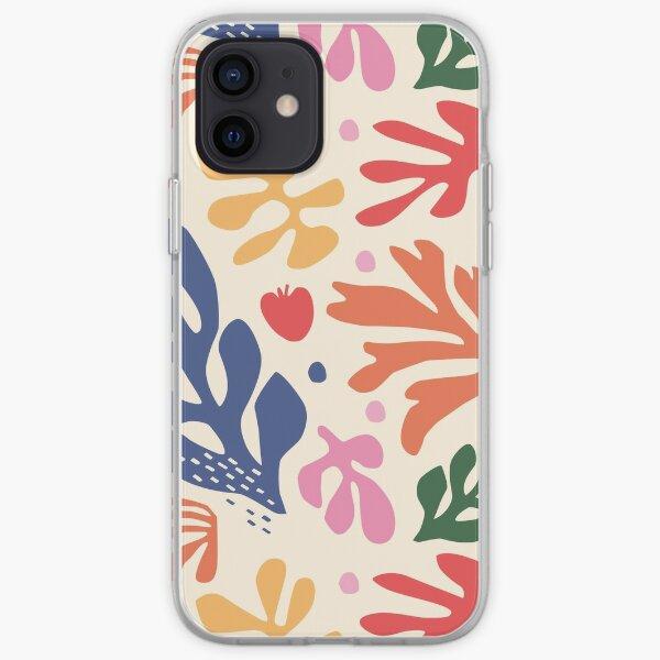 Matisse Flowers Art iPhone Soft Case