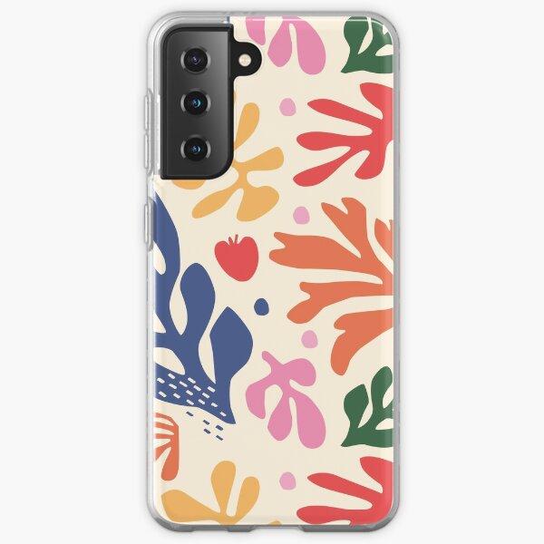 Matisse Flowers Art Samsung Galaxy Soft Case