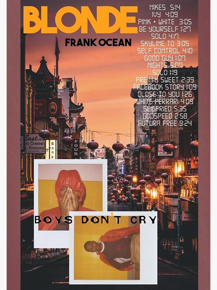 Frank Ocean by ARTMINDZ