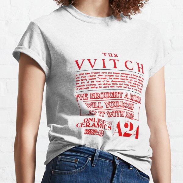 la sorcière / vvitch T-shirt classique