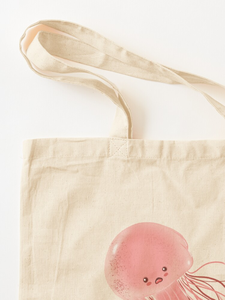 Alternate view of Jellyfish Tote Bag