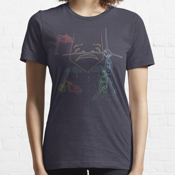 In A Grid Far, Far Away Essential T-Shirt