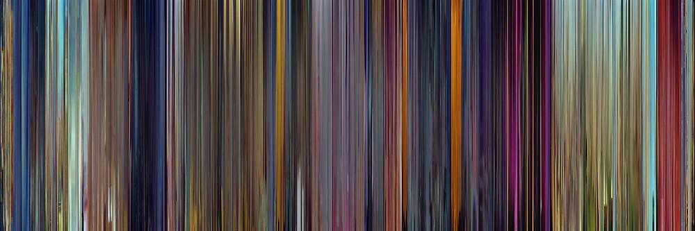 Moviebarcode: Dumbo (1941) by moviebarcode