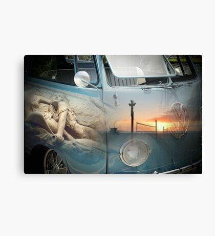 This is The Life... Canvas Print