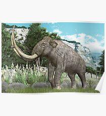 Columbian Mammoth Poster