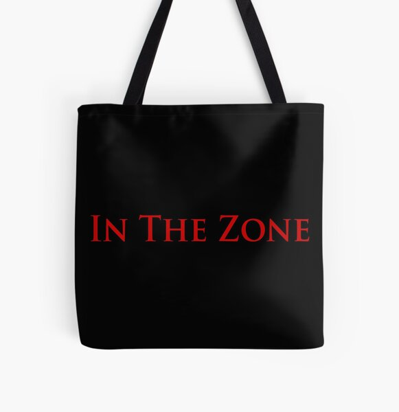 Red Zone  All Over Print Tote Bag