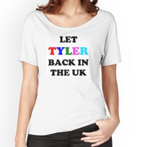 8c2575ebc172 Let Tyler Back in the UK - Tyler