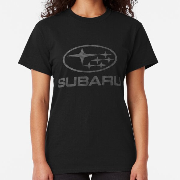 SUBARU-CARBON-FASER Classic T-Shirt