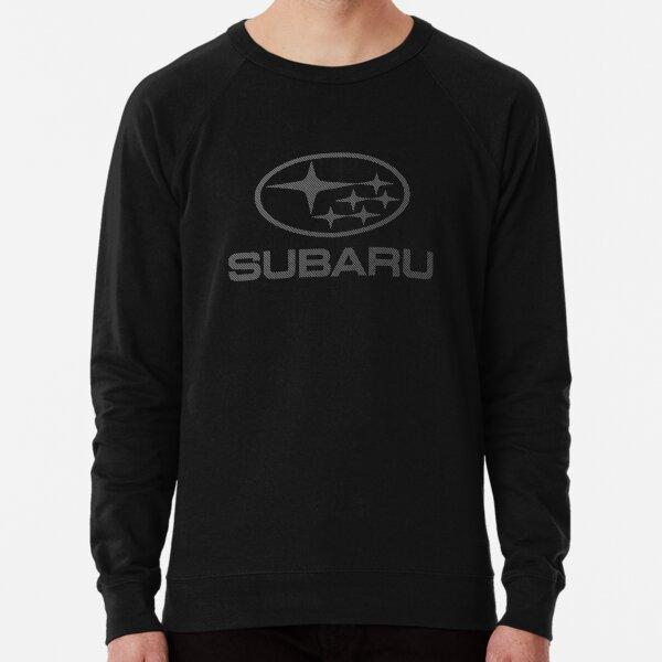 SUBARU-CARBON FIBER Lightweight Sweatshirt