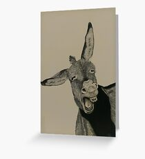Laughter is the Best Medcine Greeting Card