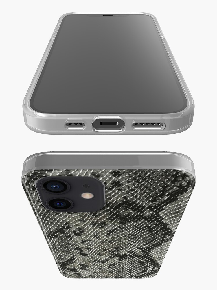 Alternate view of Classic RattleSnake Skin iPhone Case & Cover