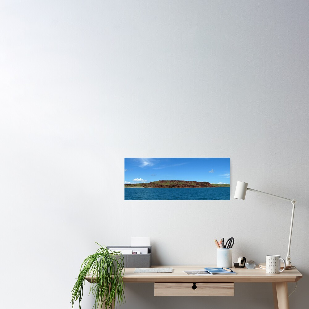 Enderby Island Poster