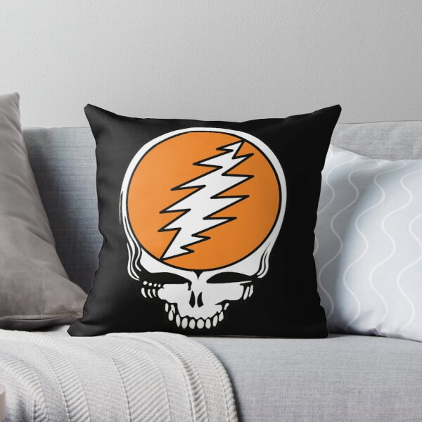 Steal Jed's Face Throw Pillow