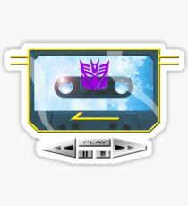 I always wanted to be Soundwave... Sticker