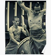 Taiwanese Drum Troupe N. 3 Poster