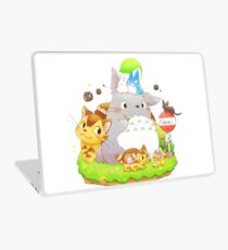 Totoro Family Laptop Skin