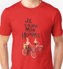 Je T'aime Mon Homme T-Shirt
