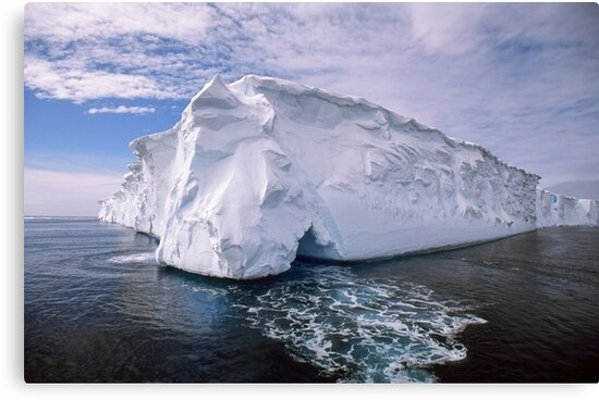 Table Top Iceberg by Robert Case