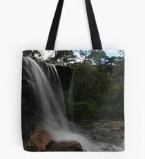 Weeping Rock - Wentworth Falls Tote Bag