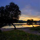 Loch Brora - Sutherland, Scotland. UK by David Lewins