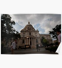 Saint Paul's Cathedral Poster