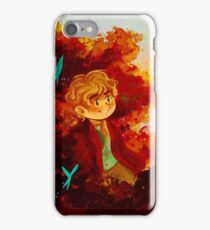 Top Tree Bilbs iPhone Case/Skin